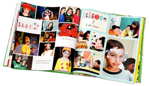school-yearbook