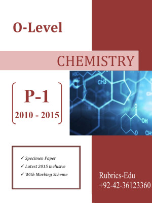 Chemistry-O-Level-P-1