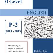 English-O-Level-P-2